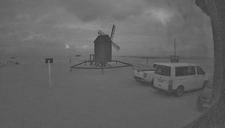 Webcambild Langeness